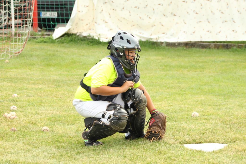 Baseball camp Mnětice 2017 | Loko |  fototo Martin D.