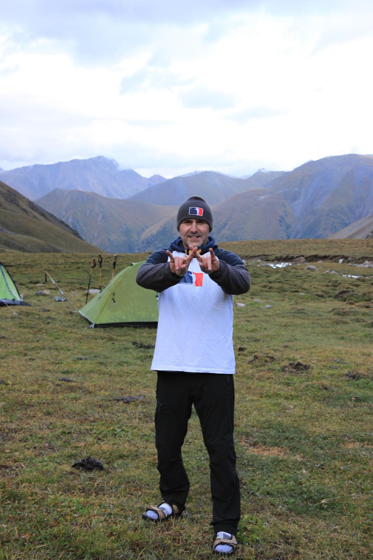 Kyrgyzstán 2015