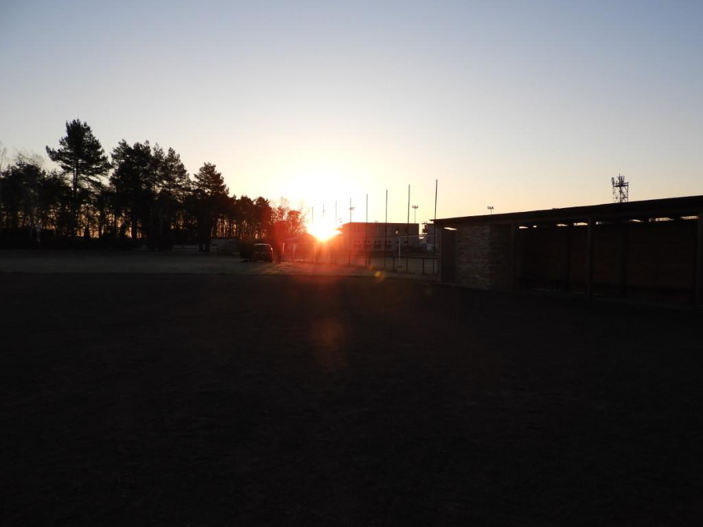 Malá Hosana 2018 | Waynes field za ústivu | fototo Waynes