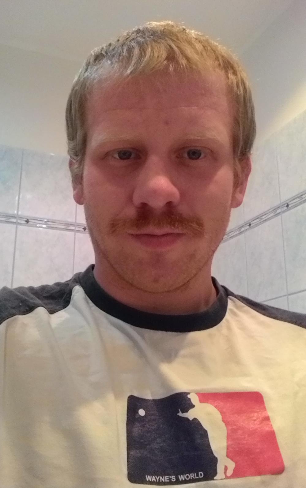Olí & Movember 2015