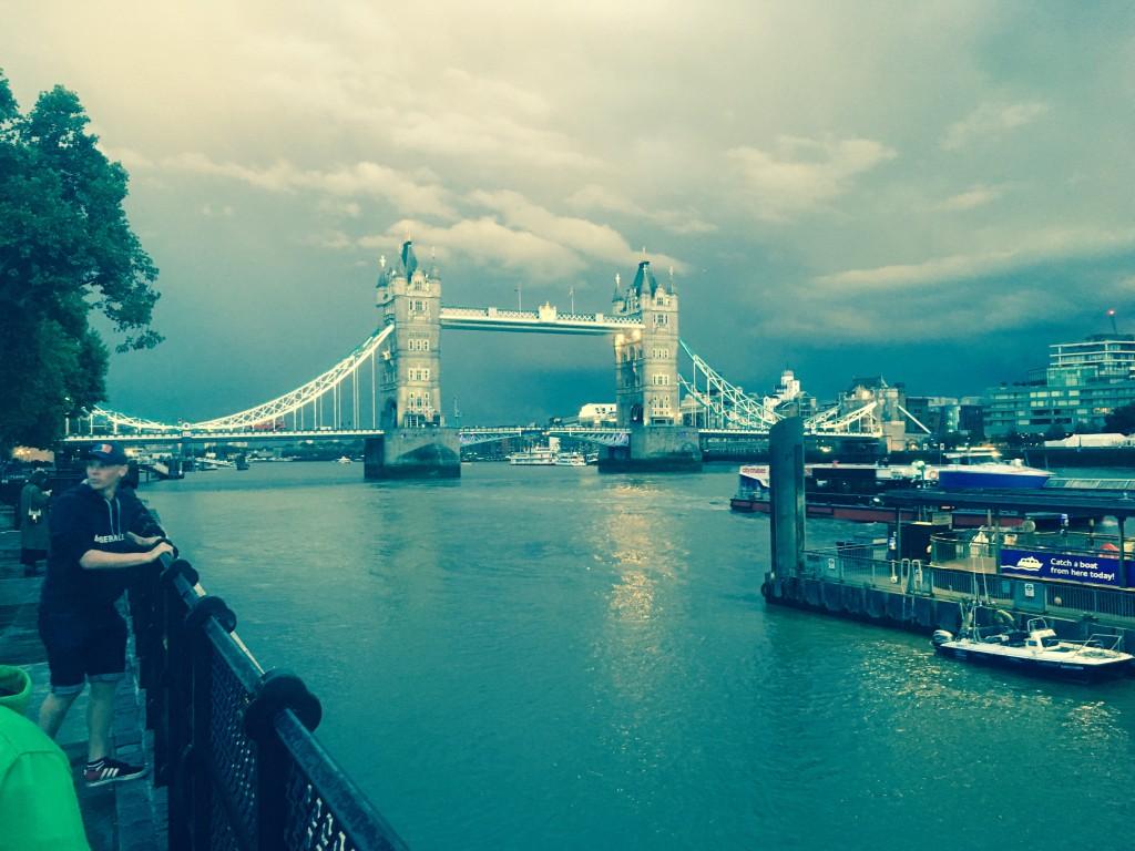 SWS 2017 | Výlet na Tower bridge | fototo Ted