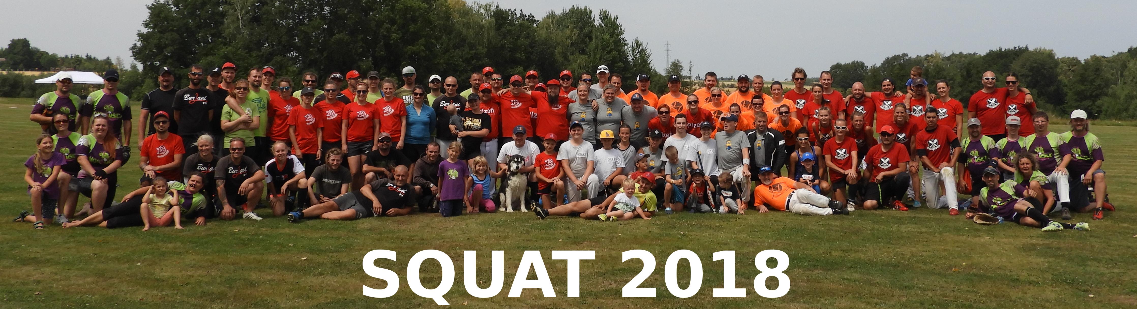Squat 2018   fototo wayne