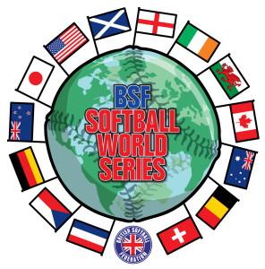 Softball World Series logo