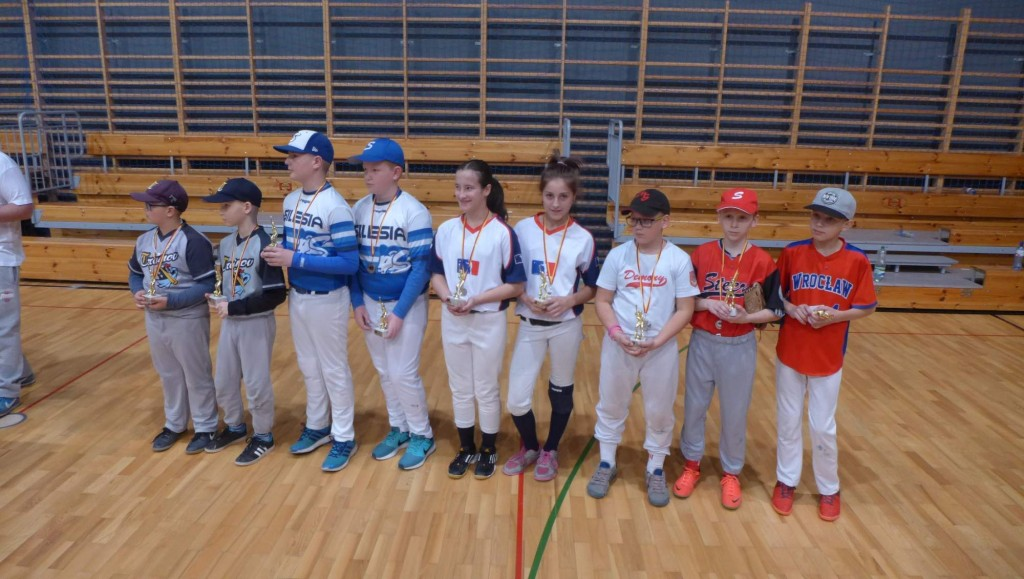 Wroclaw Baseball Cup | All Stars tým | fototo