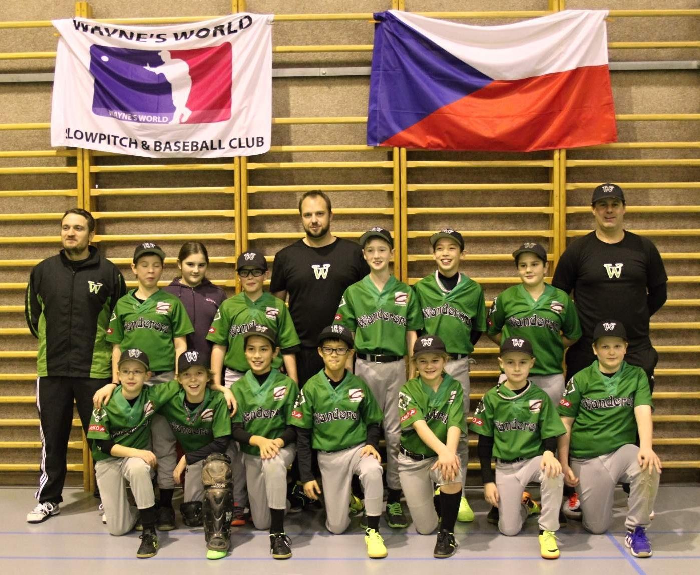 WW Indoor Cup U11 2015 | Wienna Wanderers | fototo Šakal