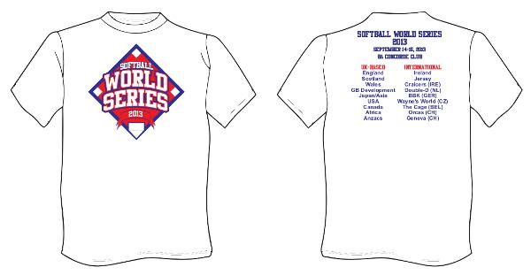 World Series T-Shirts 2