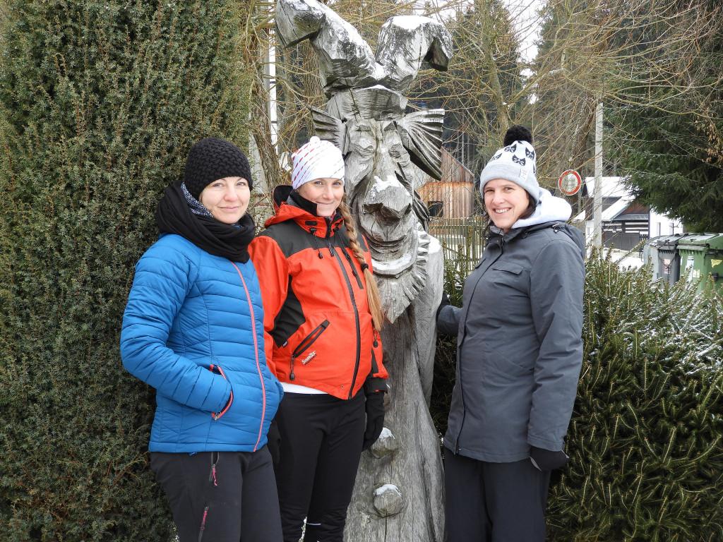 Blatiny 2018 | Bára, Karel a Eva | fototo Matěj