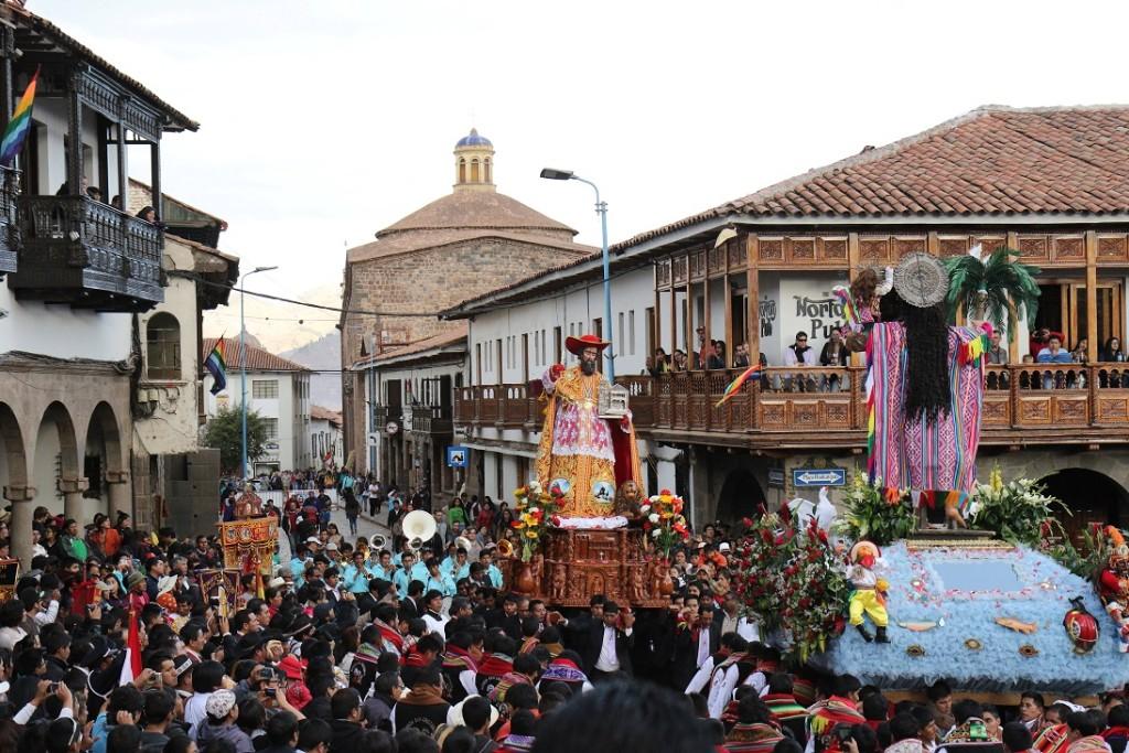 Matěj v Peru 2017 | Cuzco | foto Matěj