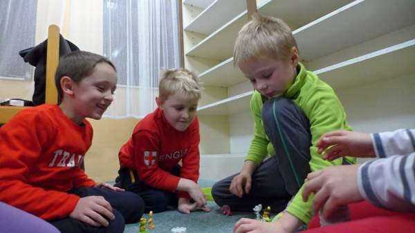 Winter Camp 2015 | Na kulturce | foto Honza