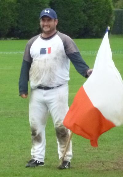 Wayne na Softball World Series 2013