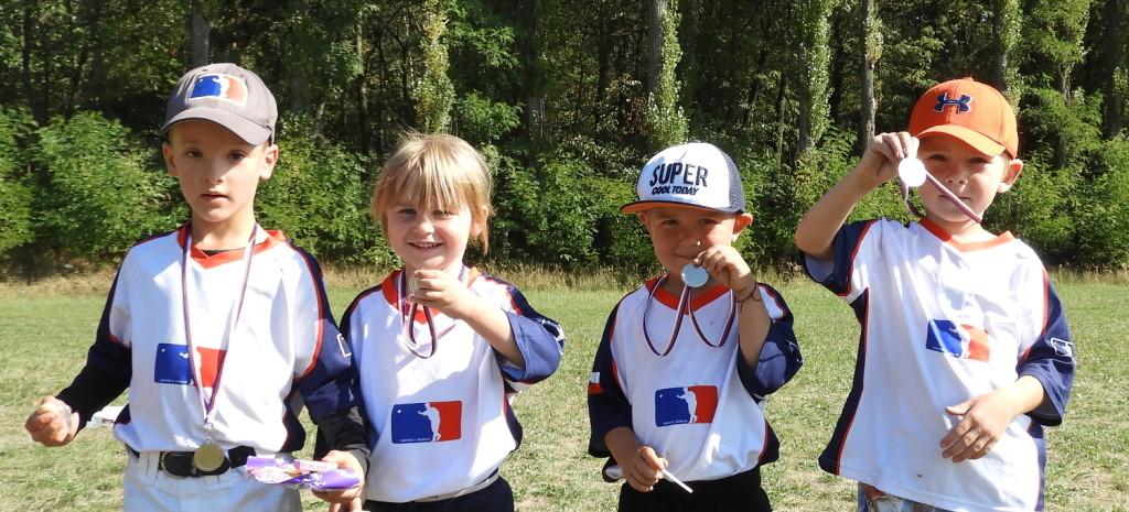 EBL U6 2018 | Denda, Natálka, Sebík a Matěj | fototo wayne