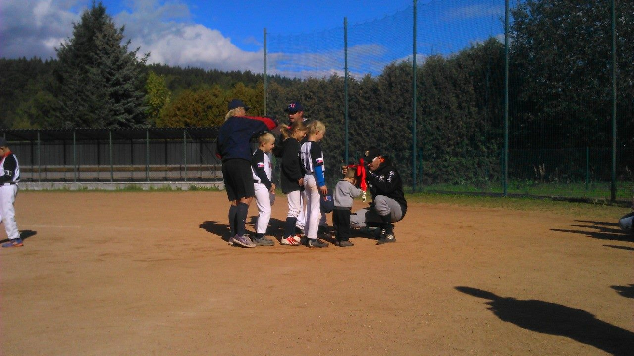EBL U7 2015 |  ...and medals for all