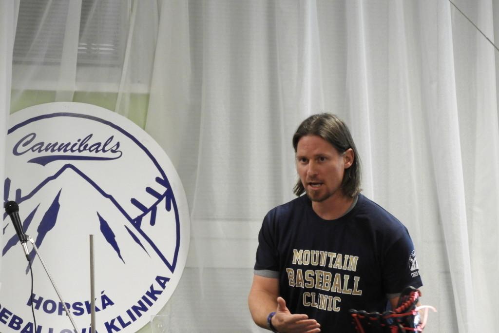 Horská Baseballová Klinika | Anderson