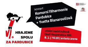 Hrajeme spolu za Pardubice