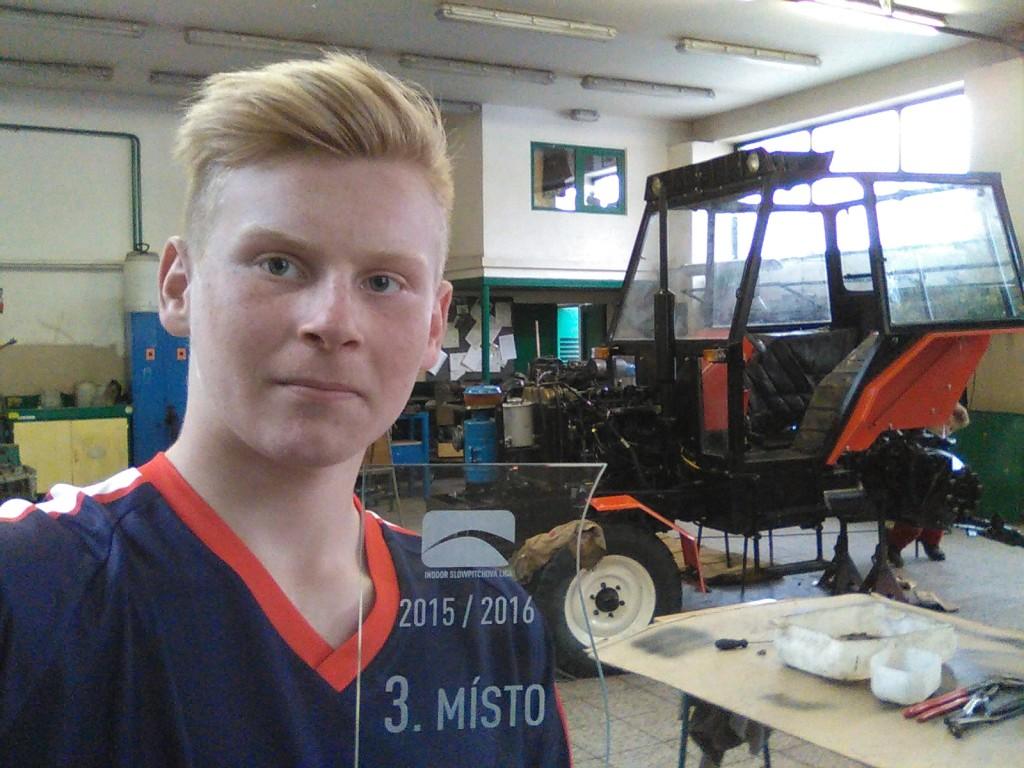 Lukes | Indoor liga 2015/2016 ve Chvaleticích