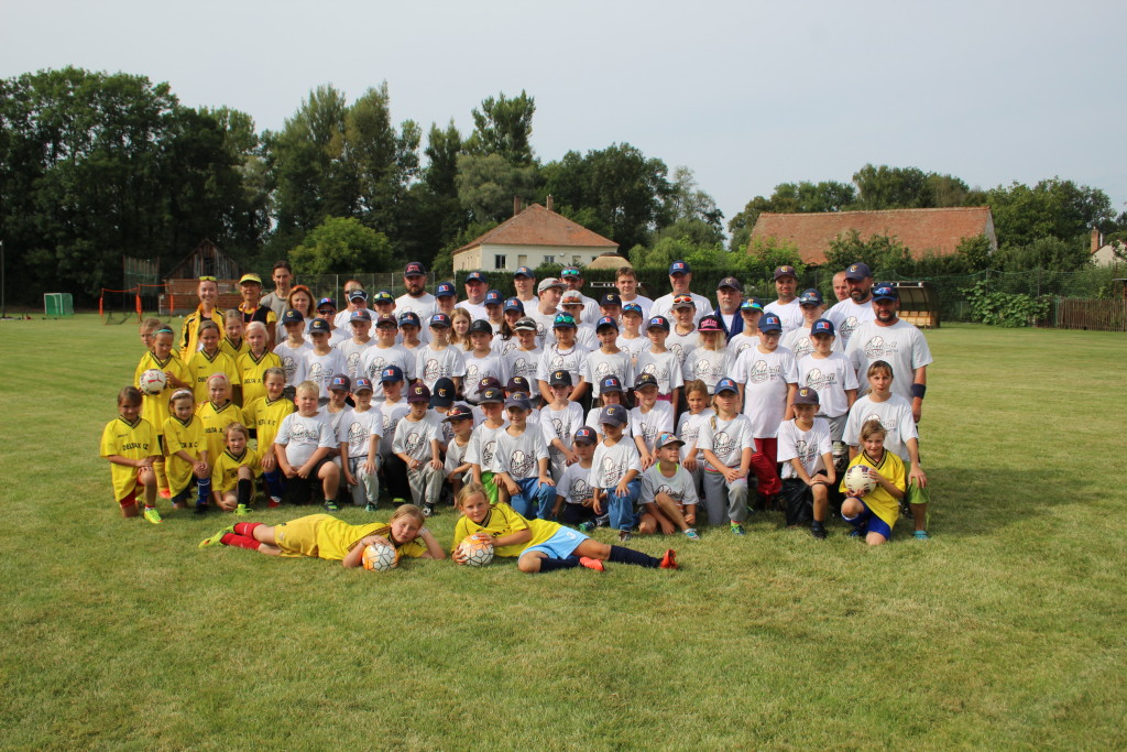 Baseball camp Mnětice 2017 |  fototo Martin D.
