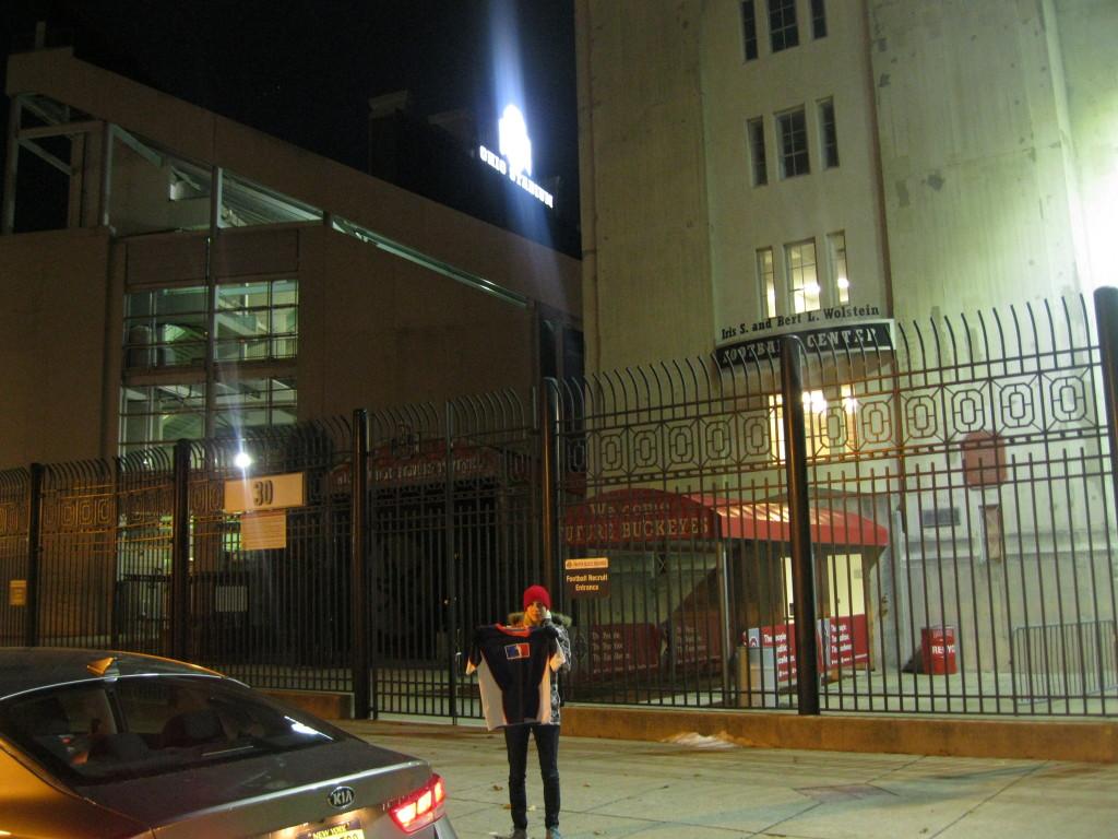 V | Columbus, Ohio, USA | Football stadium