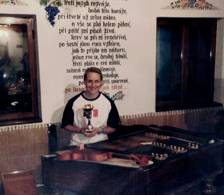 Karel & SPIAF v Blanici pod Sv. Antonínkem