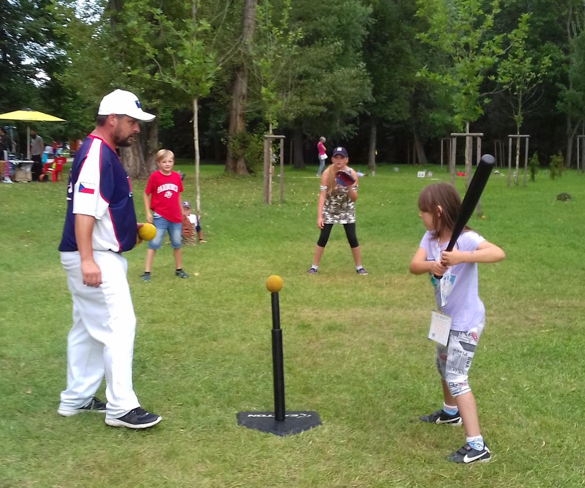 Sportovní park Padubice 2017 | Baseball v parku | fototo Áňa