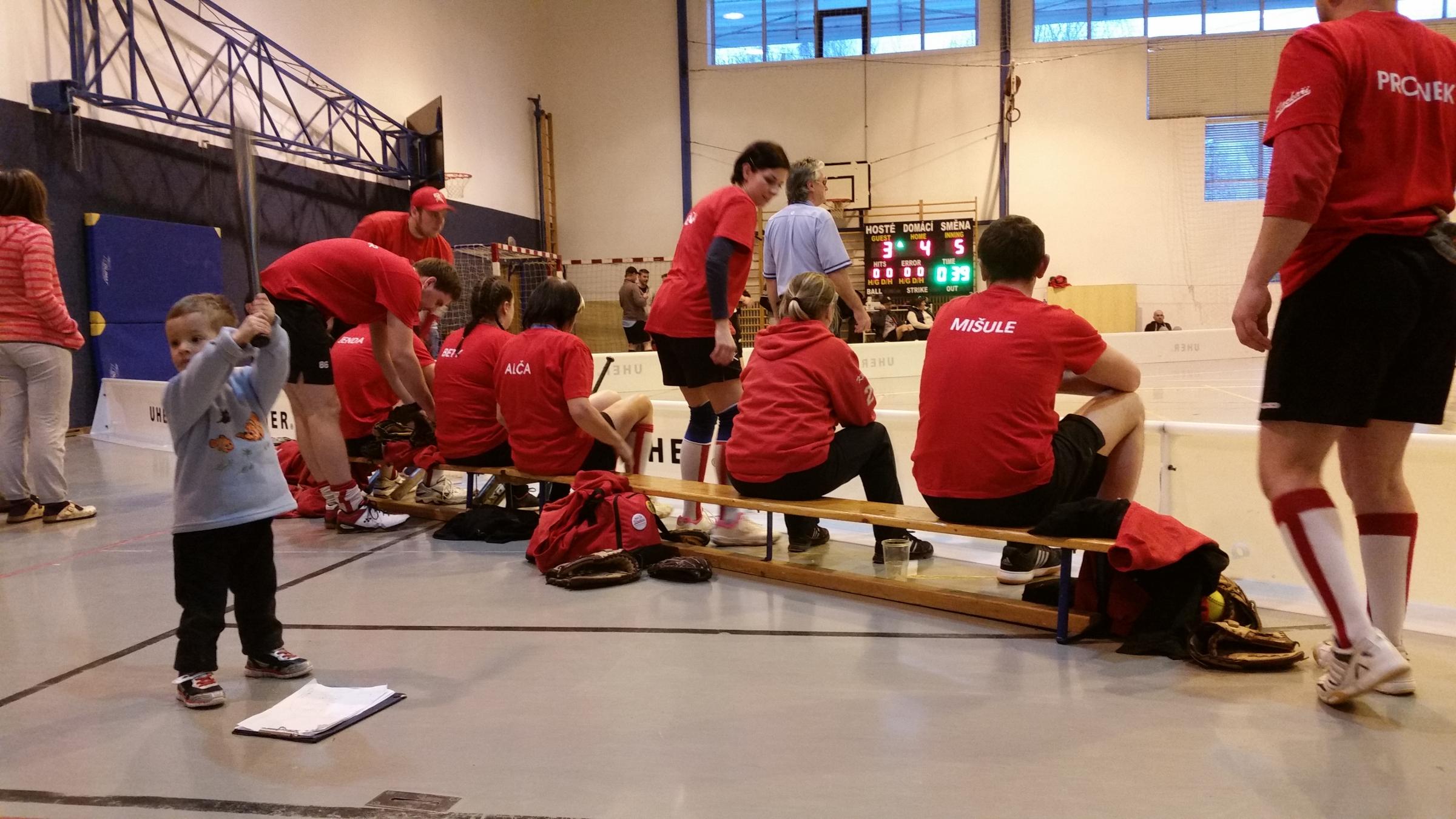 Indoor Trautenau | Denisák v akci | fototo Meggy
