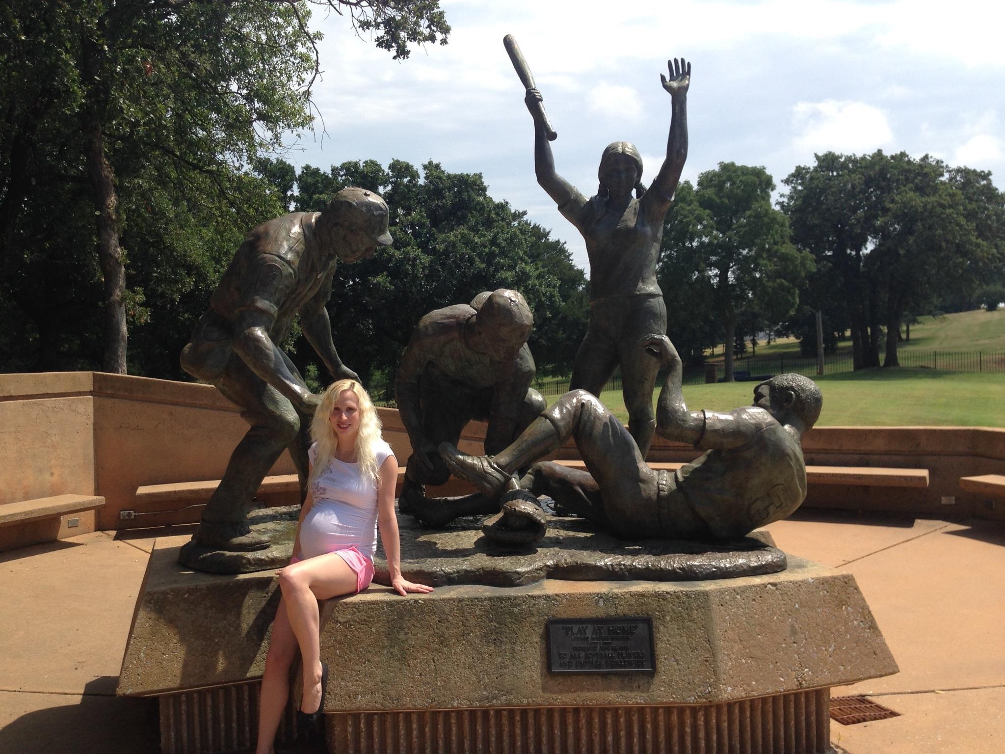 Softball Hall of Fame, Oklahoma City, USA