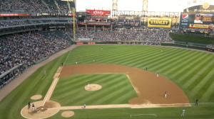 Vomáčka na baseballu