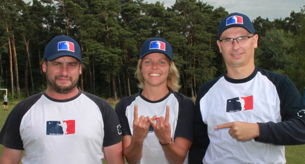 zleva: Tomáš Rambousek, Martina Hánová, Jan Filip