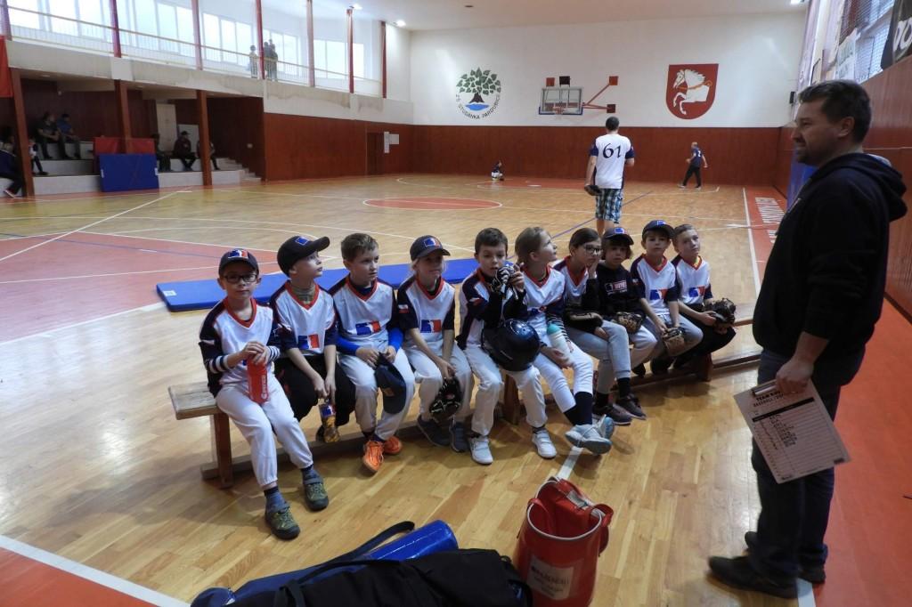 WW Indoor Cup U9 2019 | Taktická přípravana zápas | fototo Šakal