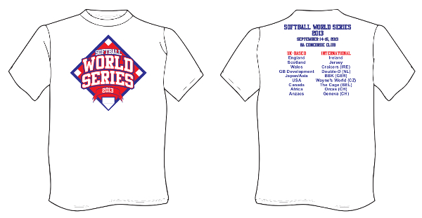 World Series T-Shirts 2