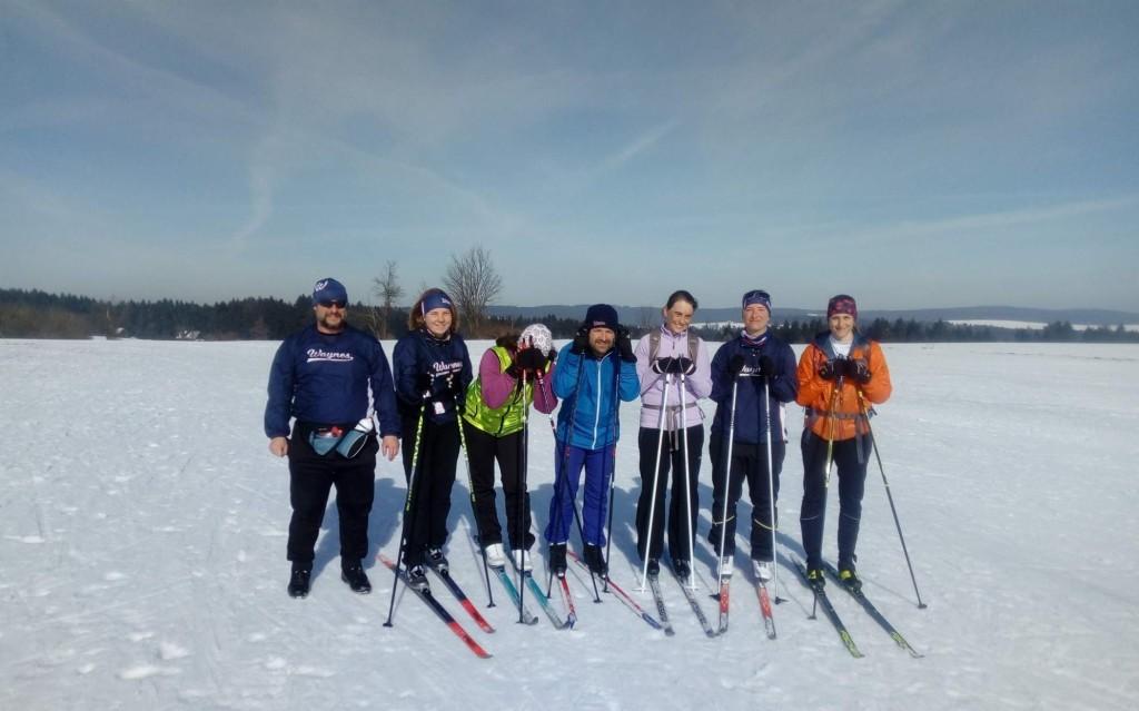 Blatiny 2021 | Dospěláci na běžkách - Vlachovice