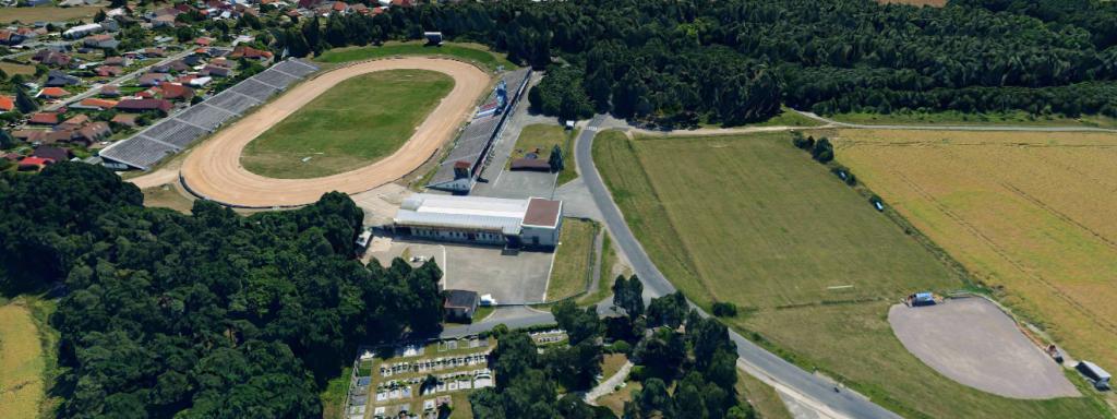 Fields Svítkov   Inside & Outside Speedway stadium