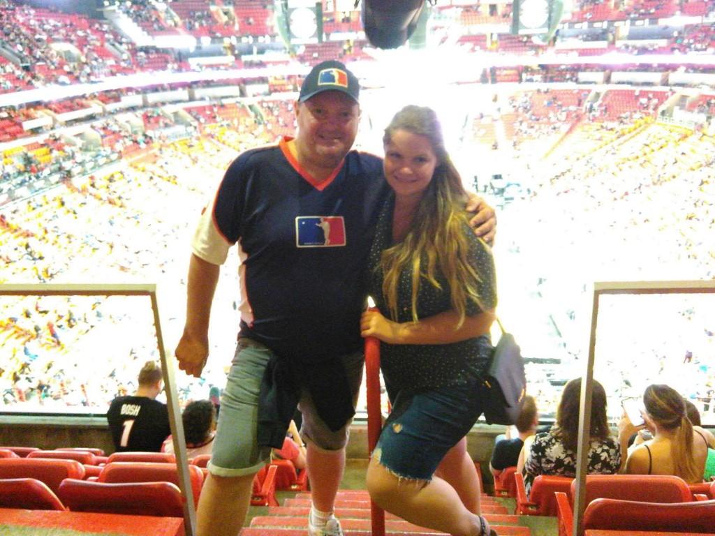 Florida 2016 | Romále & Lenička | NBA
