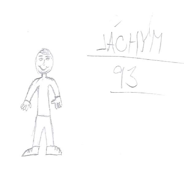 Jáchym | autoportrét 2015