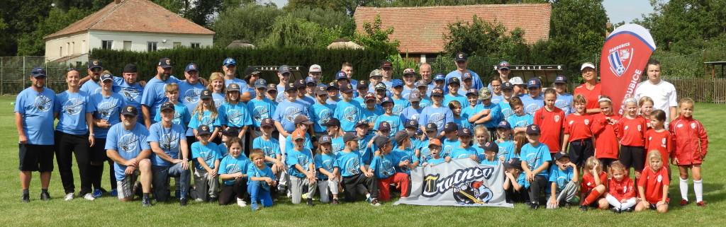 Baseball camp Mnětice 2019