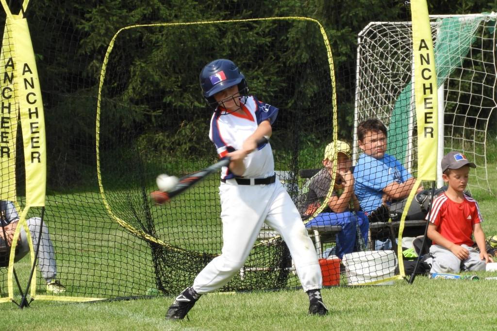 Baseball camp Mnětice 2019 | Lukáš Ipser