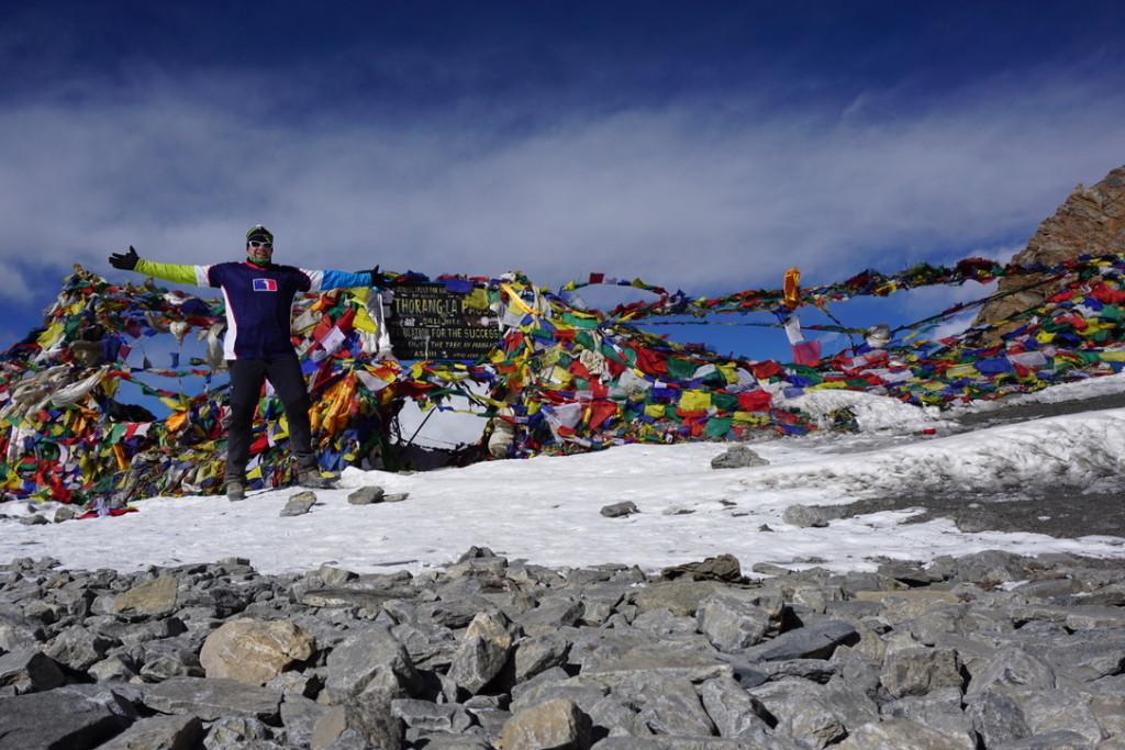 Nepál | Thorung La Pass - jedno s nejvyšších turistických sedel na světě - 5.416 m n. m.