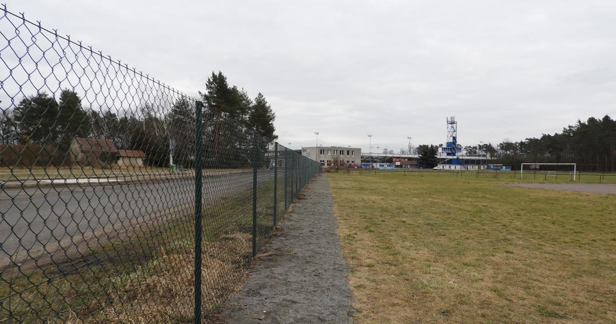Waynes field | 28.1.2018 - plot | fototo wayne