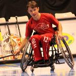 Na vozíku 2013