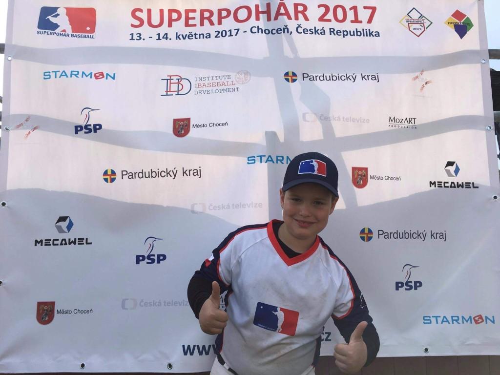 Stříbrný Super Cup 2017 | Mario