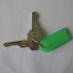 klíče od tělocvičny
