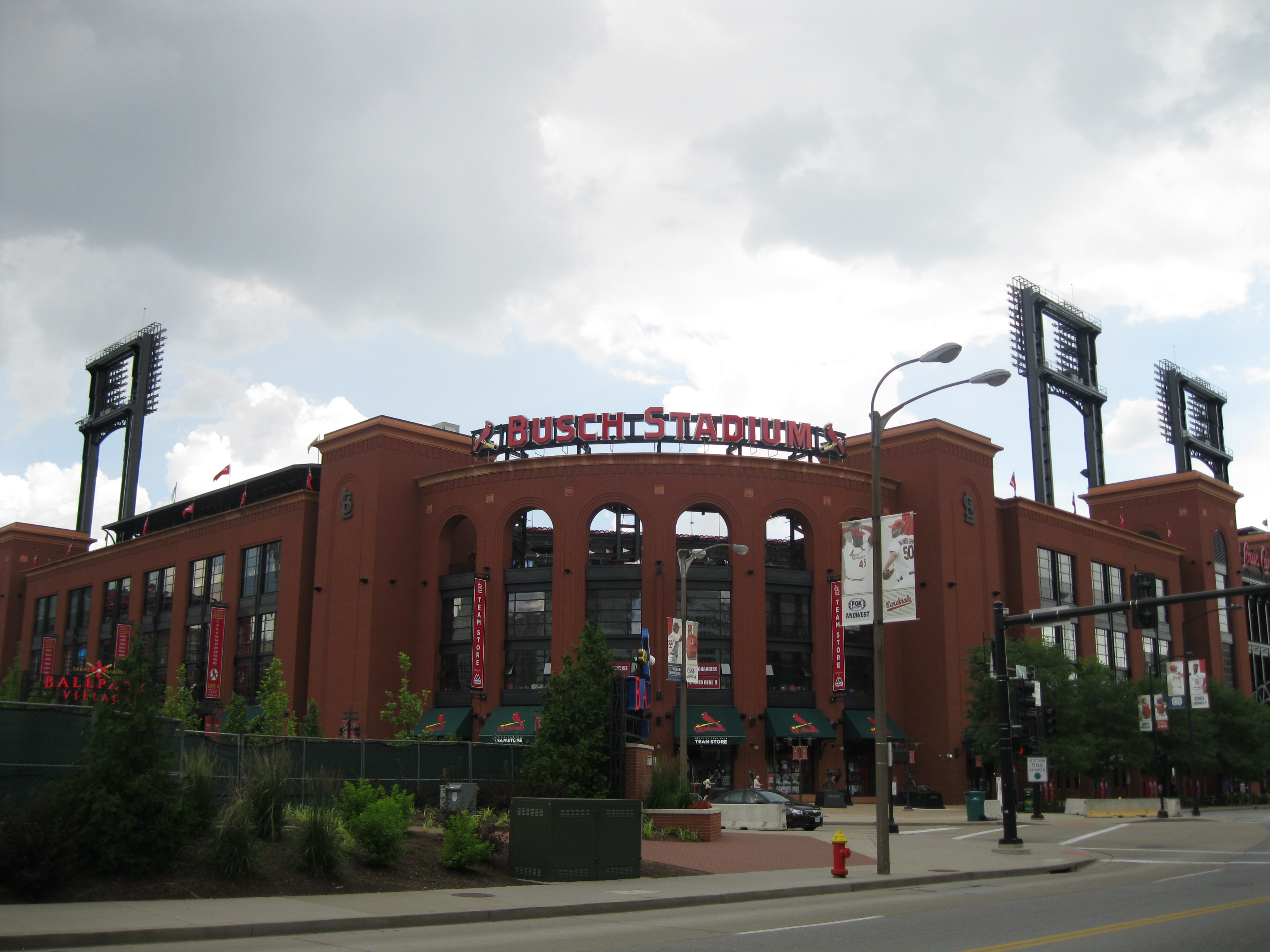 Busch Stadium, Saint Louis Cardinals, Missouri, USA