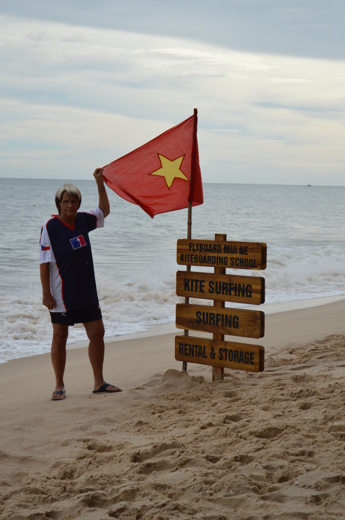 Alča Dohnalová | Vietnam 2016