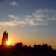 Východ slunce na Squatu 2013