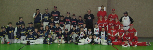 WW Indoor Cup U10 2015